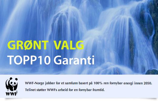 Grøntvalg-TOPP10-Garanti